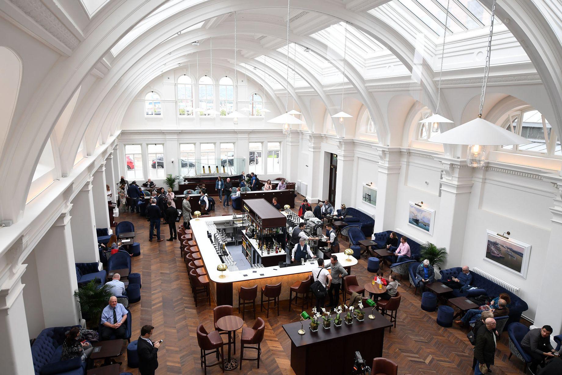 Titanic Hotel – Belfast | Geoghegan Electrical