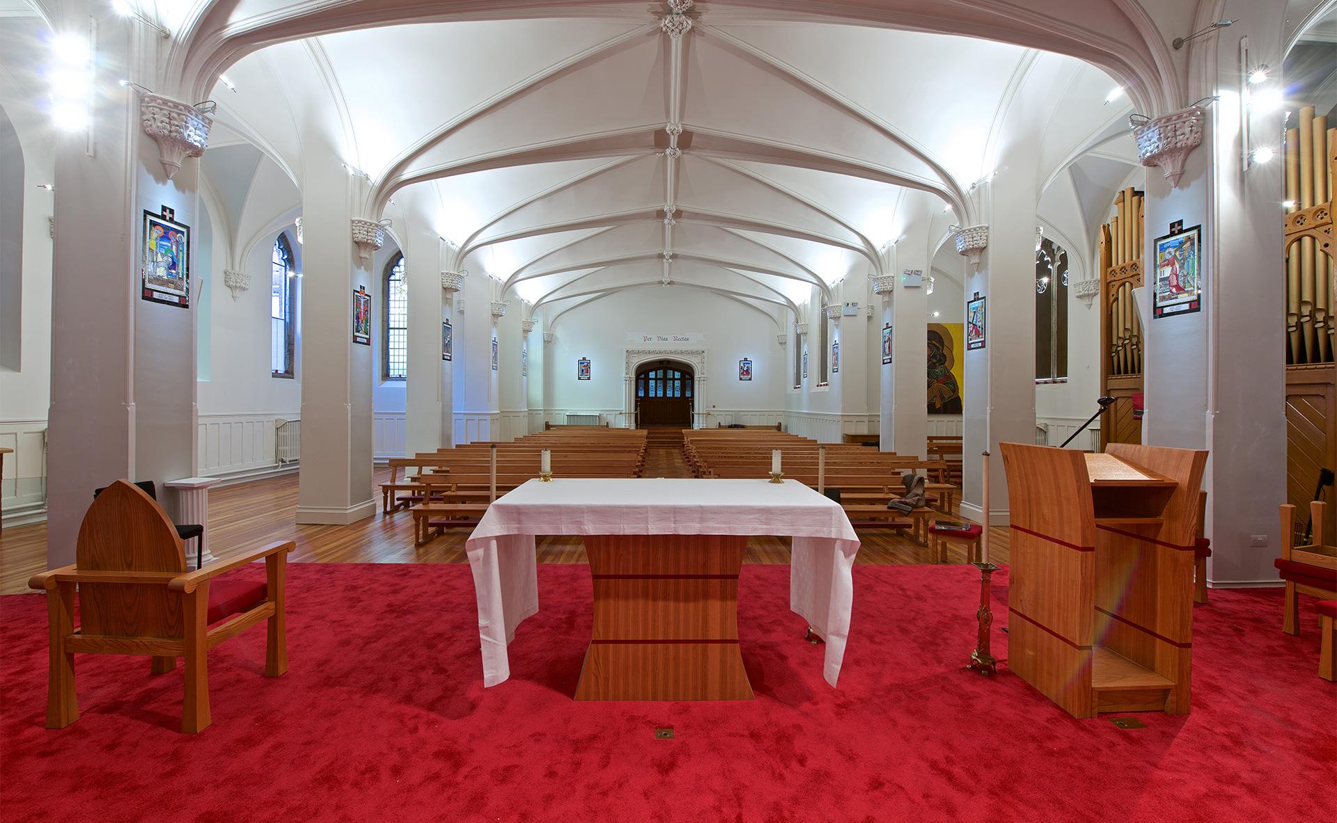 Belvedere College Chapel