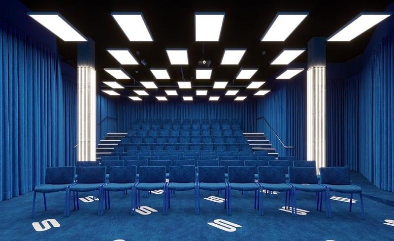 First Landings Auditorium - Skerries Point